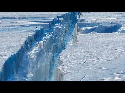 East Antarctica's largest glacier is melting from beneath