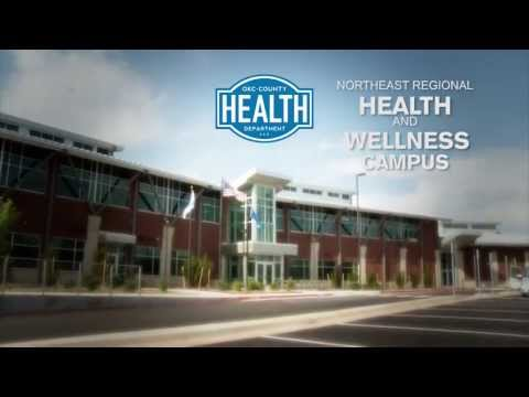 The Northeast Regional Health and Wellness Campus - Oklahoma City