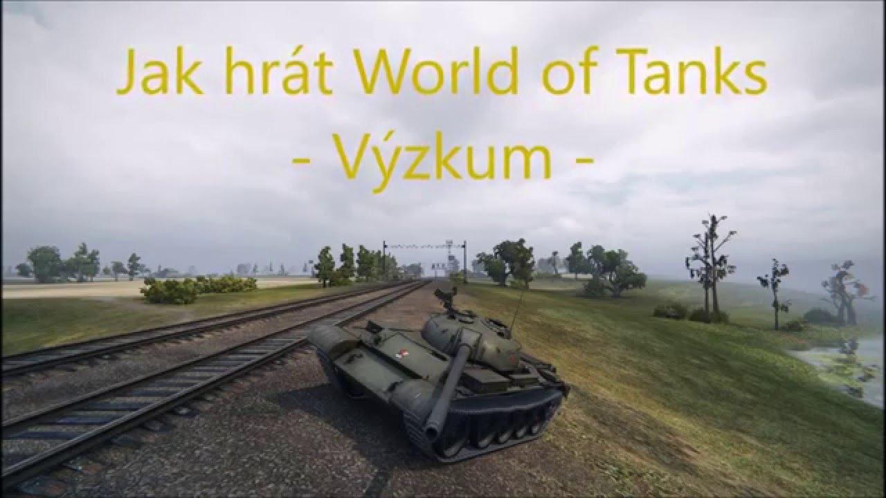 World of Tanks Online hra zdarma