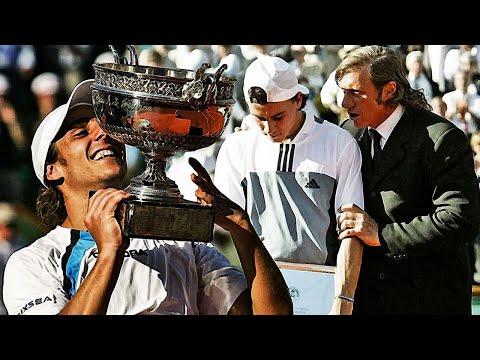 Coria vs. Gaudio | The Biggest Choke in Tennis History