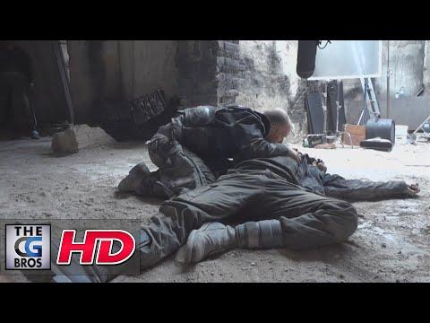 """CGI & VFX  Making of: """"The Shaman Making of"""" - by Marco Kalantari"""