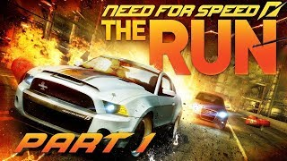 Need For Speed The Run: Gameplay Parte 1