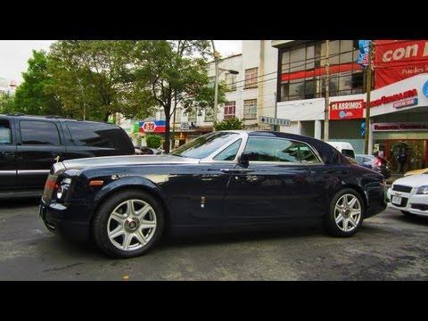 Rolls Royce Phantom Coupe - México DF