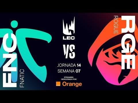 FNATIC vs ROGUE | LEC | Spring Split [2019] League of Legends