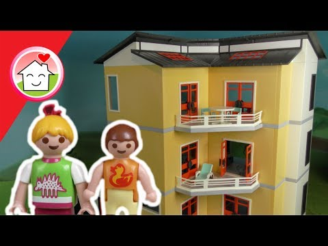 Playmobil Film Deutsch - Neues PLAYMOBIL Wohnhaus - Soll Familie Hauser Umziehen?