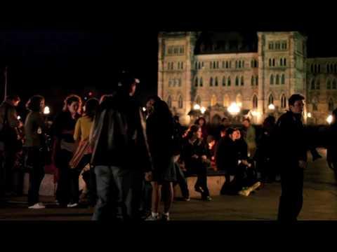 Earth Hour 2009 - Ottawa