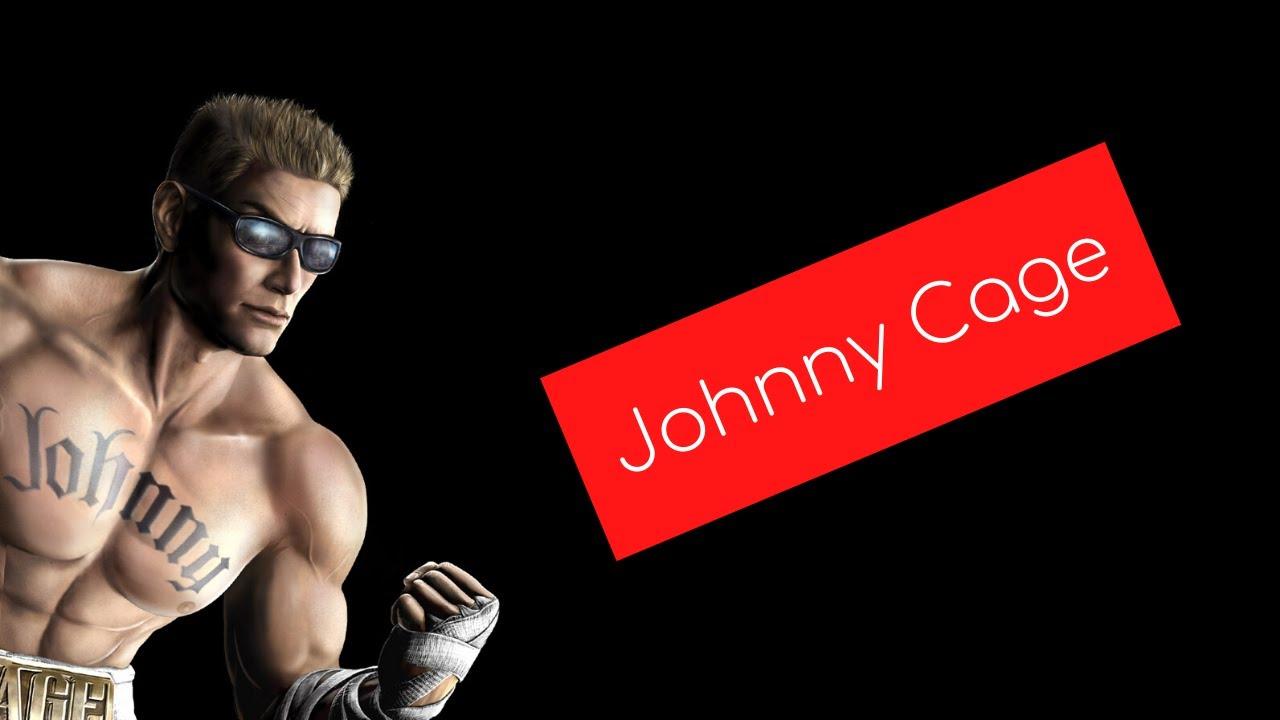 Mortal Kombat 9 | Johnny Cage