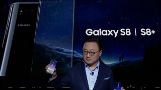 SAMSUNG GALAXY S8 / S8+ FULL EVENT COVERAGE New York  City (SAMSUNG UNPACKED 2017)