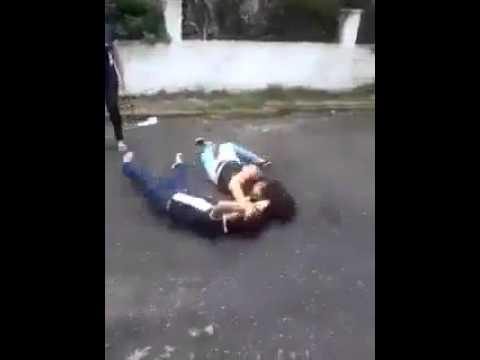 Gadis Terkena Sawan Selepas Bergaduh Dengan Rakan