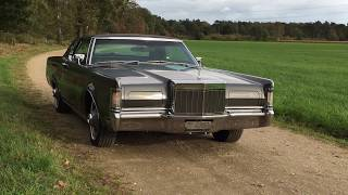 Lincoln Continental Mark III Coupe 1969