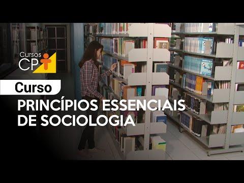 Clique e veja o vídeo Curso Princípios Essenciais de Sociologia