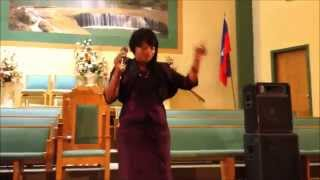 Pwoblem Yo, Nadege Noel, Louange, Music Evangelique Haitienne