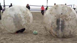 Bumpervoetbal