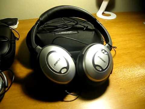 Comparison: Bose Quietcomfort 15 and Bose Quietcomfort 3