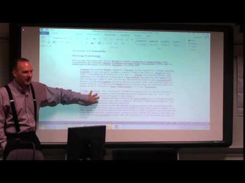 Видео Primary document analysis essay