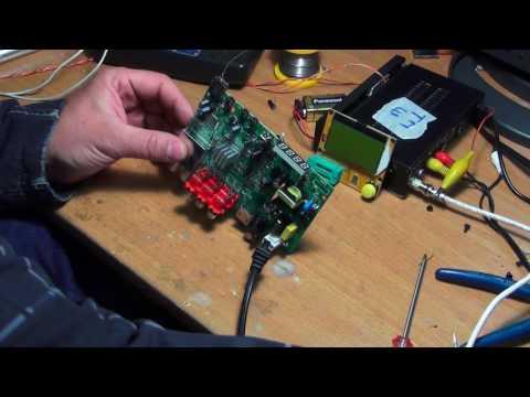 Ремонт DVB-T2 приставки