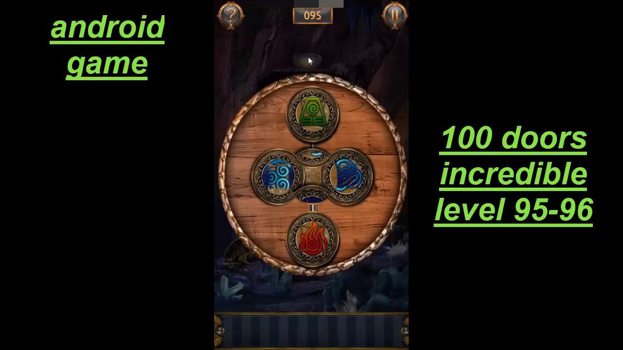 100 Doors Incredible 2 Walkthrough Neveroyatnyj Mir 2 Prohozhdenie Level 95 96 Youtube