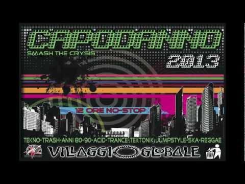 Capodanno2013-Smash the Crysis@Villaggio Globale