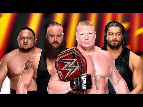 {WWE}SummerSlam Theme Official
