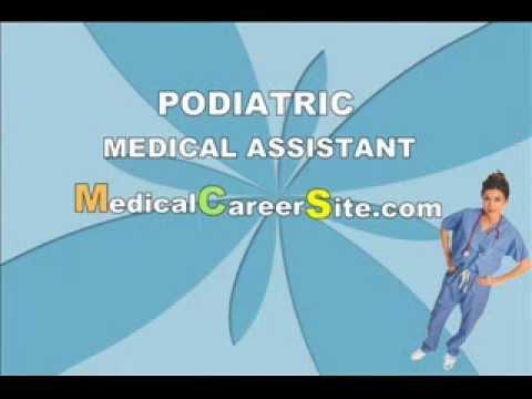 Podiatric Medical Assistant Job
