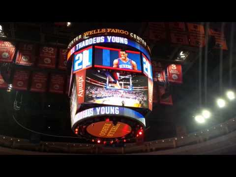 Thaddeus Young Tribute Video (Sixers)