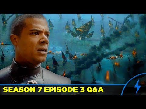 Game of Thrones - Is Dany Being SABOTAGED?? - Q&A Season 7 Episode 3