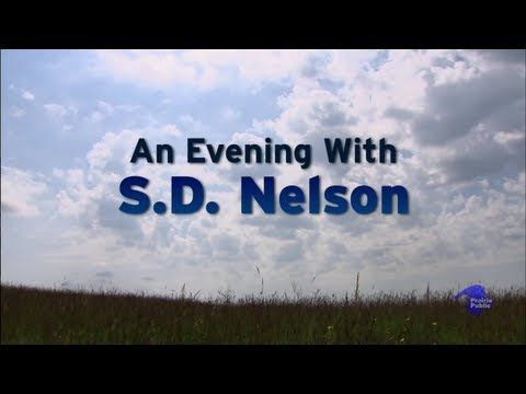 Read North Dakota Presents; An Evening With S.D. Nelson (2010)