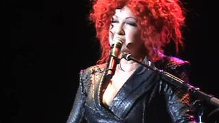 CYNDI LAUPER - All Through The Night (Live in Madrid)