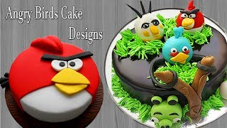Video Angry Birds Birthday Theme Cake Design | Angry BIrd Pops Decorating for Kids download MP3, 3GP, MP4, WEBM, AVI, FLV Agustus 2018