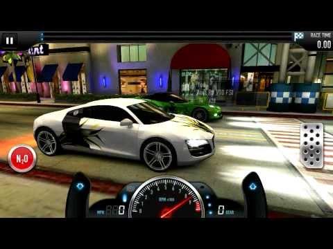 CSR Racing ! Crew Battle (tier 4) defeat Carlito + bonus car - Android Games.