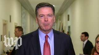 Comey calls on GOP to