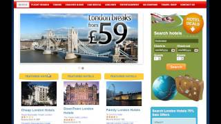 Find an offer for London Hotel London Train London Flight London tickets and more fly2london.co .uk
