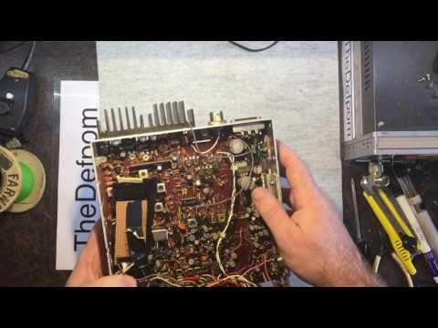 #179 CB Radio Bonanza Repairs Part 4 President Grant Export PC999