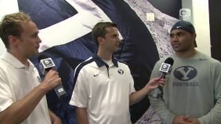 Cougar Camp All-Access: Paul Lasike 2-on-1