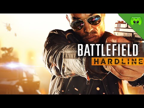 BATTLEFIELD HARDLINE # 1 - Das Gegenteil vom SWAT Training «» Let's Play Battlefield Hardline | HD60