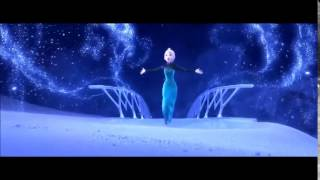 Let It Go (Idina Menzel/Gisela) (English/Castilian Spanish Version) [Version 1] (with SFX)