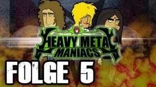 Heavy Metal Maniacs - Folge 5: Das Musikvideo
