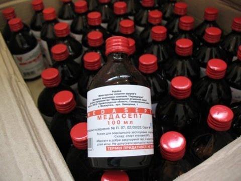 спирт этиловый, советы для применения в грибоводстве