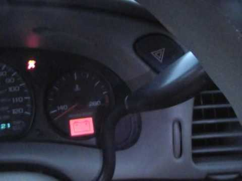 Gm 2000 Impala Wont Start Security Battery Low Fuel Pkey Content Theft Part 1