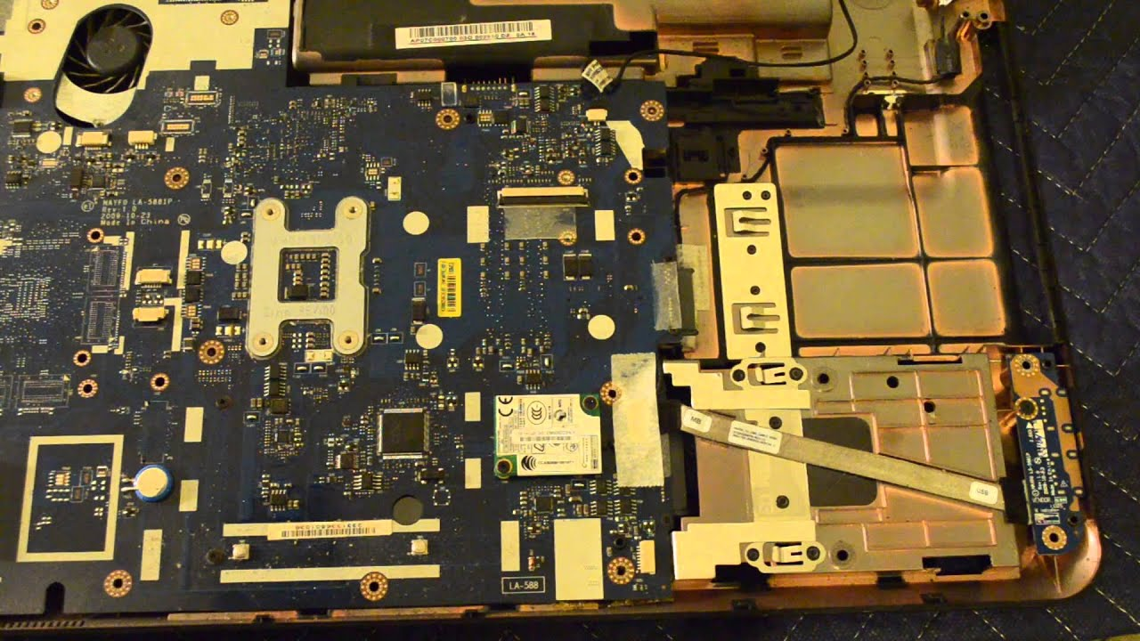 How To Fix a Broken Laptop Power Button