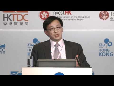 Think Asia, Think Hong Kong: Asia's One-Stop Professional Advisory Services Centre (Part 1)