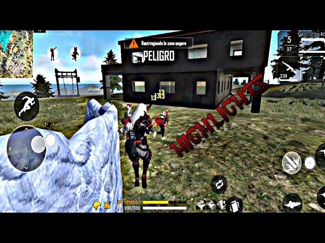 HIGHLIGHTS #3|MP40 HEADSHOT | FREE FIRE