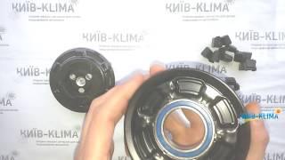 Шкив компрессора BMW 1, 3, 5, 6, 7, x1, z4 66525