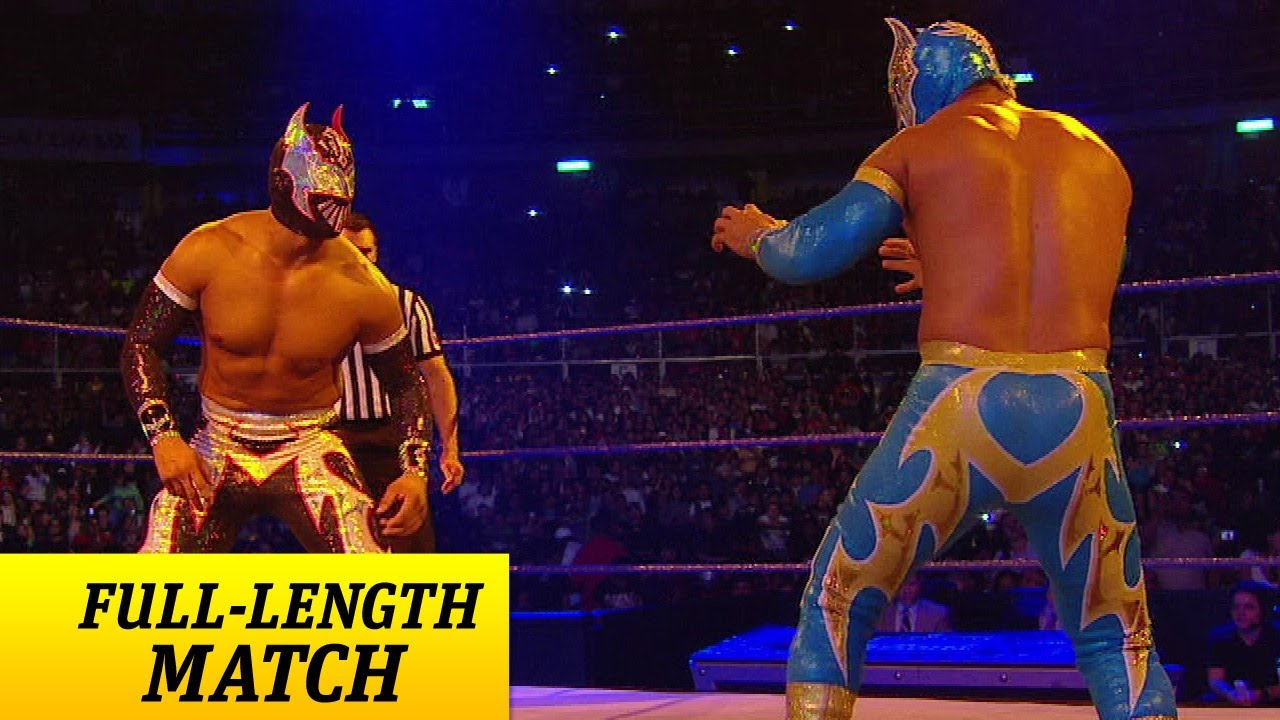 FULL-LENGTH MATCH - SmackDown - Sin Cara vs. Sin Cara - Mask vs ...