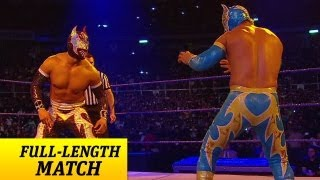 FULL-LENGTH MATCH - SmackDown - Sin Cara vs. Sin Cara - Mask vs. Mask Match(Oct. 21, 2011 - It's the first ever Mask vs. Mask Match in SmackDown history and it's between the dueling Sin Caras. More ACTION on WWE NETWORK ..., 2013-10-21T04:00:01.000Z)