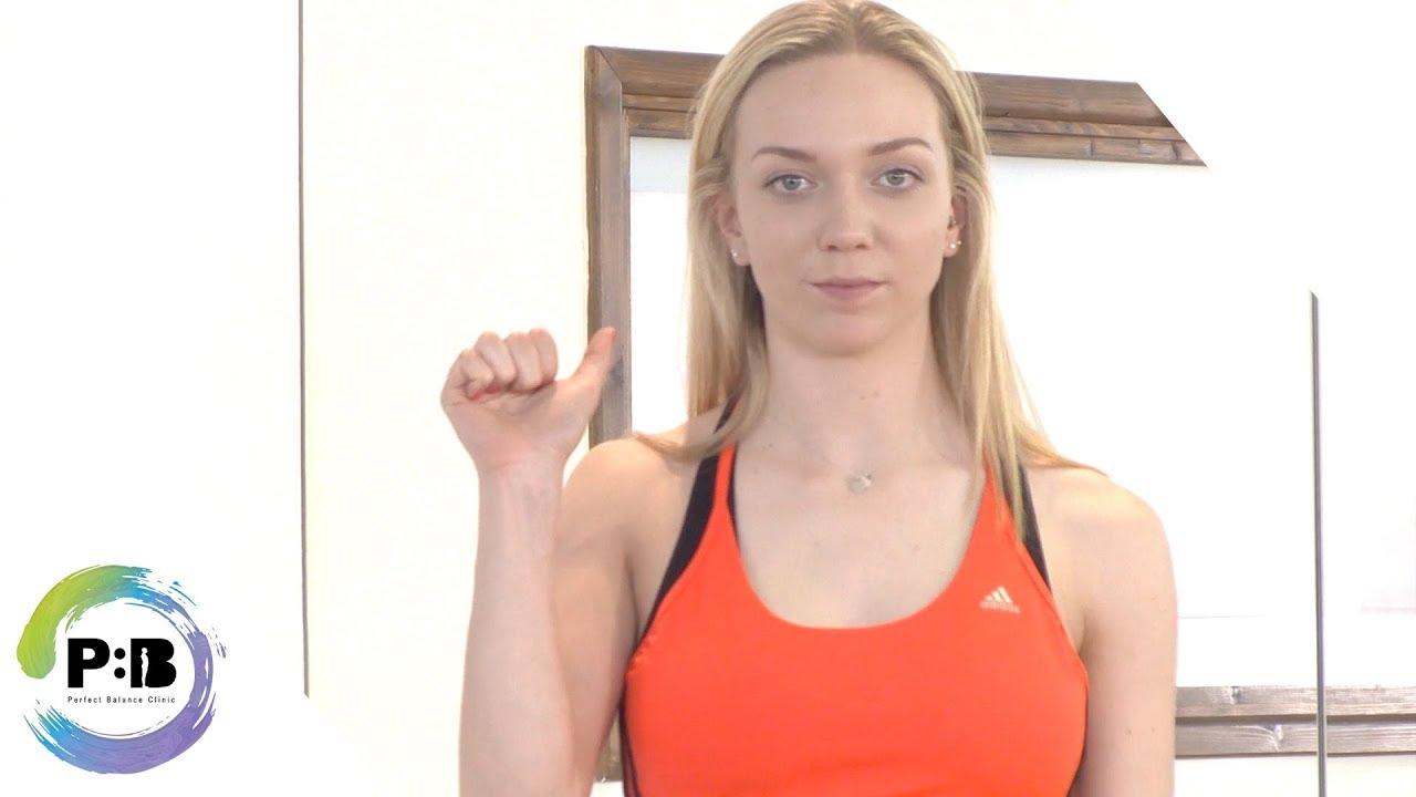 Tennis Elbow Lateral Epicondylitis Hand And Wrist Tendon Gliding