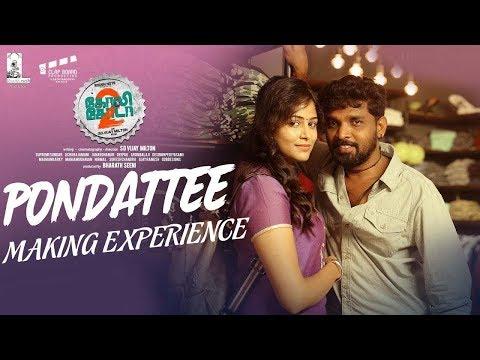 Golisoda 2   Pondattee Song Making Experience Actress Krisha Kurup    Chennai Express Tv