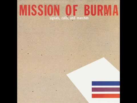 Mission Of Burma - Max Ernst (1981, Signals, Calls And Marches EP)