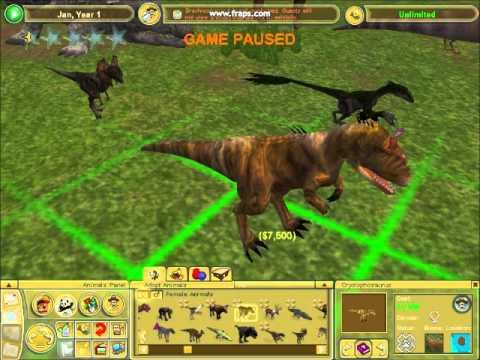Zoo Tycoon 2 Website