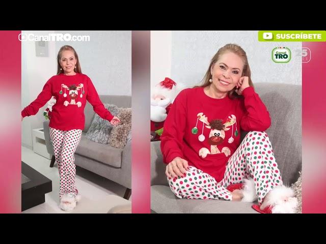 Pijama navideña - Hecho con estilo